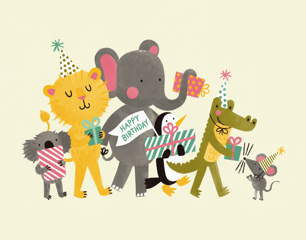 Party Animals Parade