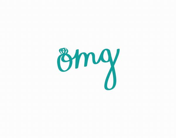 Script OMG Engagement Congrats Card