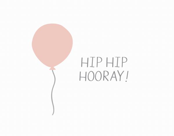 Hip Hip Hooray