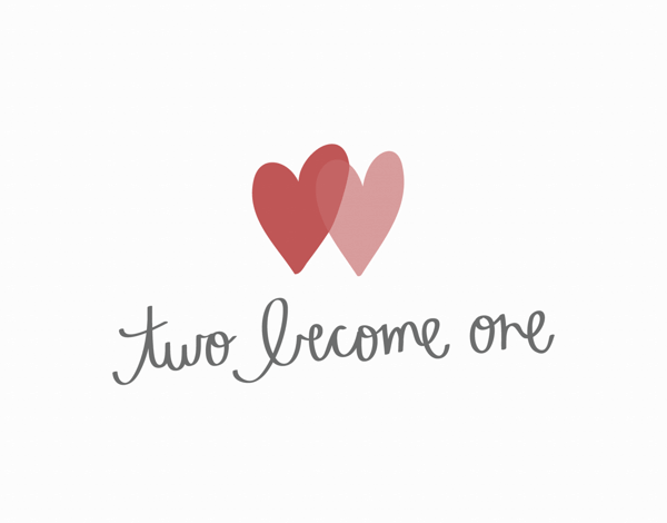 Two Became One