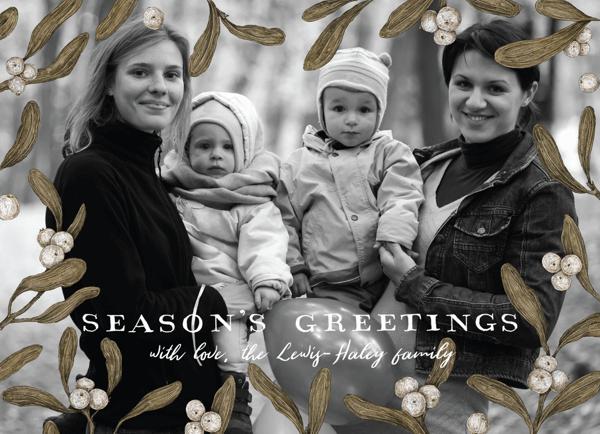 Mistletoe Greetings