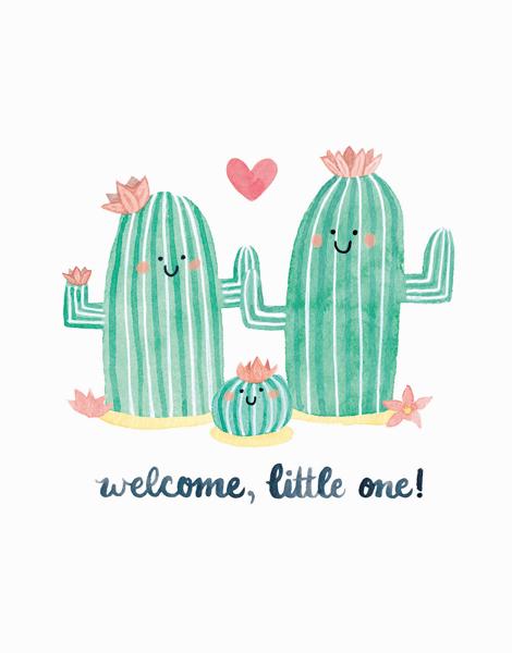 Baby Cactus