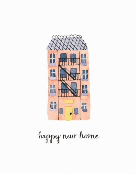Housewarming Apartment