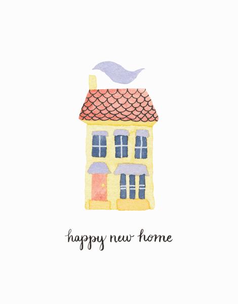 Housewarming House