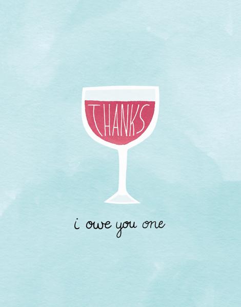 Thanks Wine