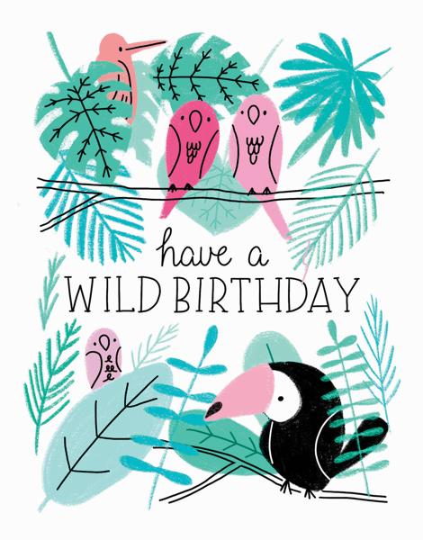 Tropical Birthday