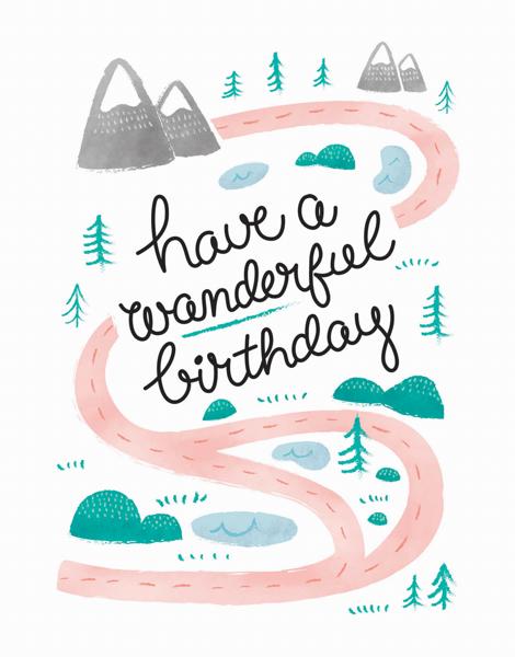 Wanderful Birthday