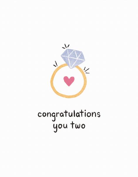 Engagement Congratulations
