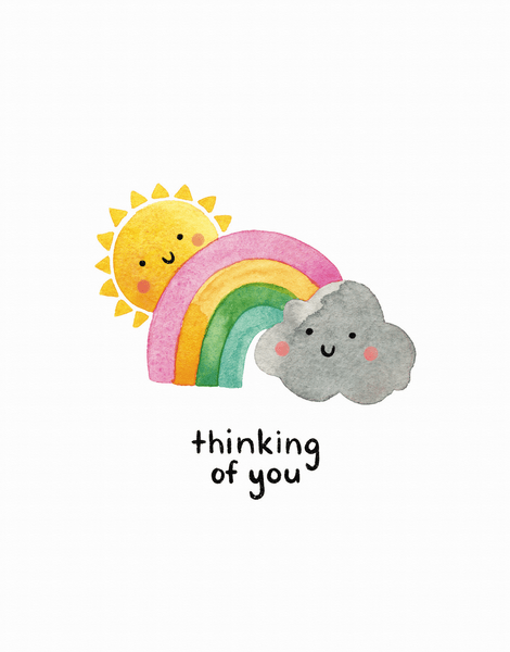Think Of You Rainbow