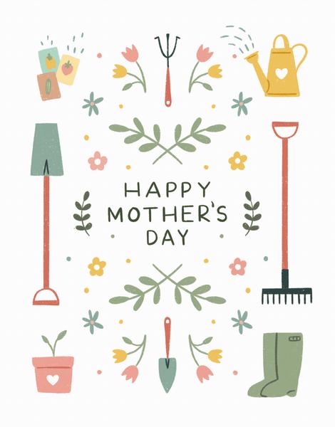 Mother's Day Gardening
