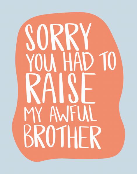 Awful Brother