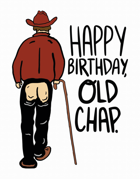 Old Chap