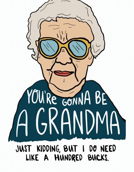 Grandma Joke