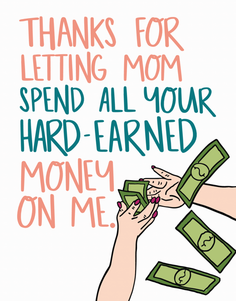 Hard Earned Money