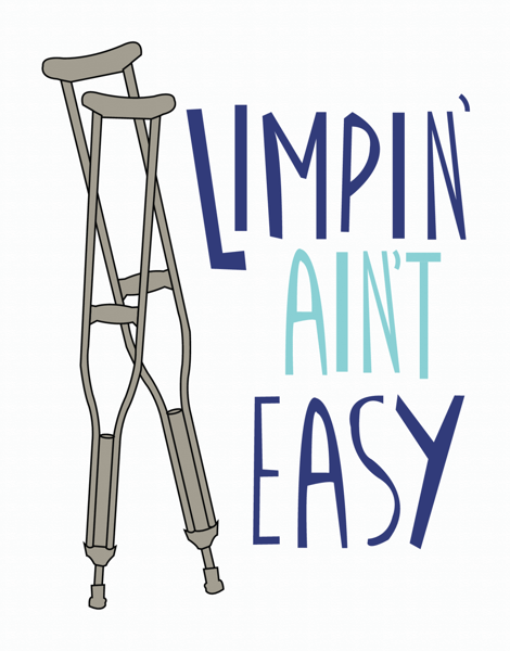Limpin' Ain't Easy