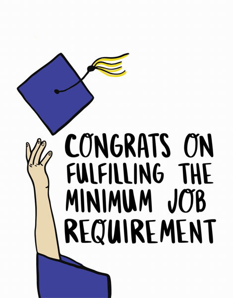Minimum Requirement