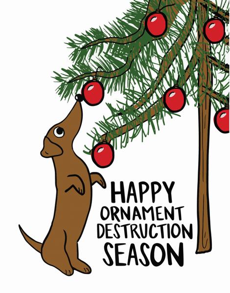 Ornament Destruction