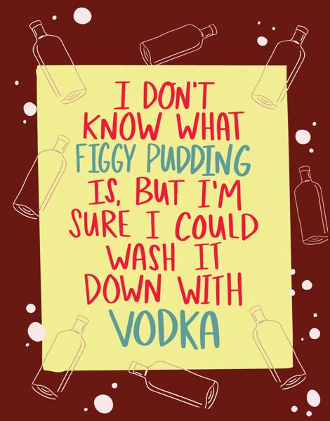 Figgy Pudding