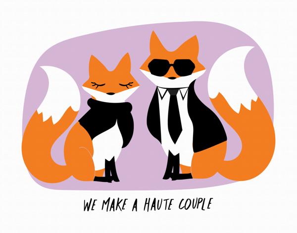 Haute Couple