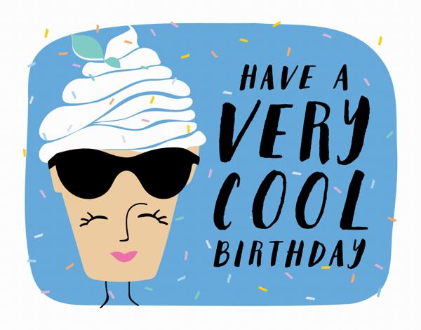 Very Cool Birthday