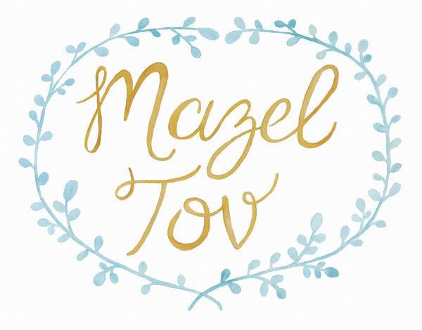 Mazel Tov
