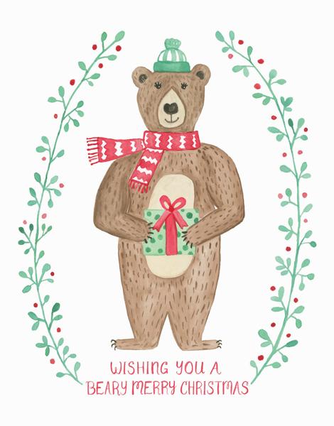 Holiday Bear