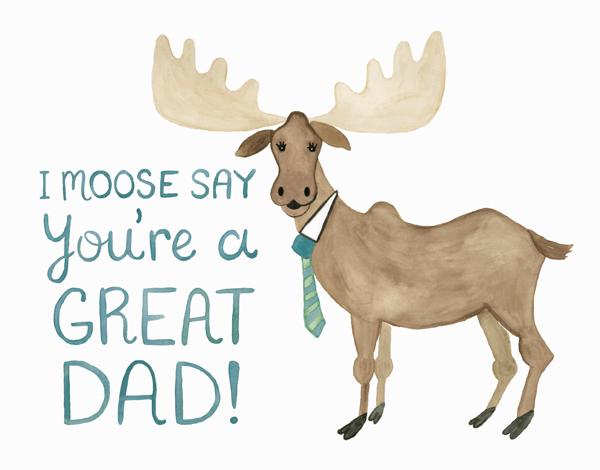 Moose Dad