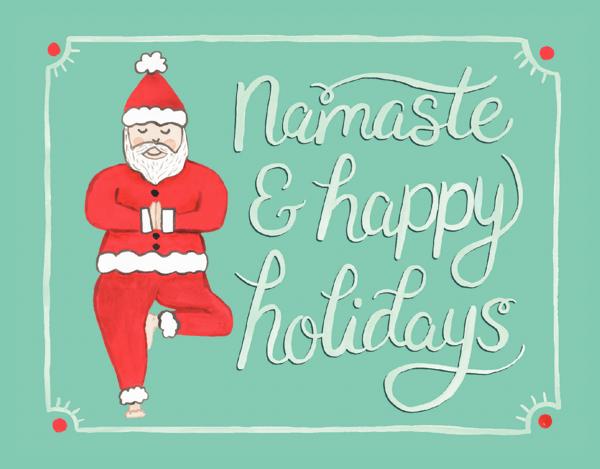Santa Namaste