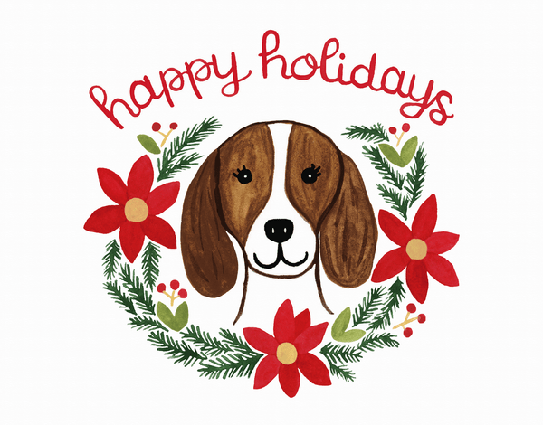 Holiday Beagle