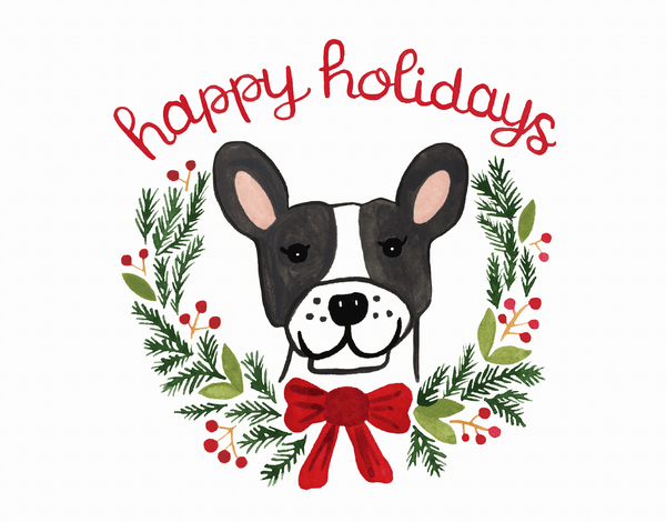 Holiday French Bulldog