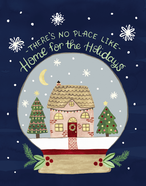 Home For The Holidays