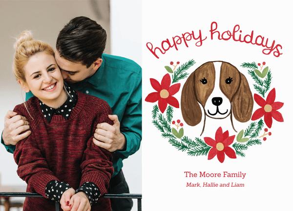 Holiday Beagle
