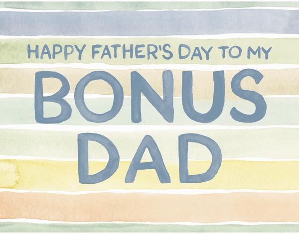 Bonus Dad Stripes