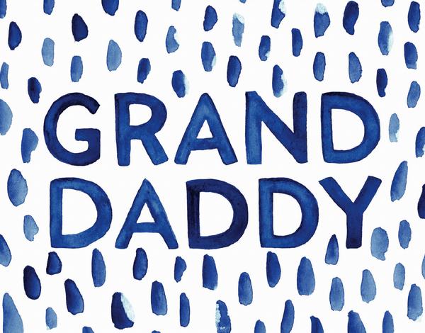 Grandaddy Watercolor Dots