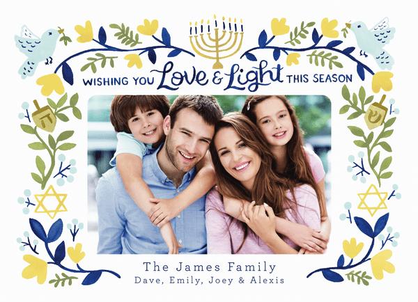 Love & Light Hanukkah