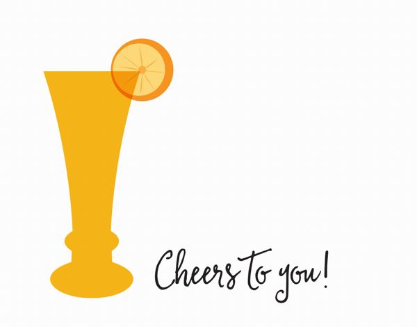 Orange Cheers