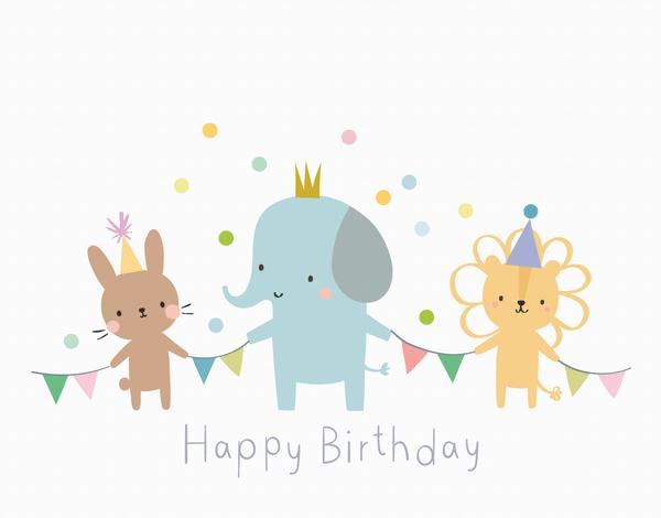 Animal Birthday Parade
