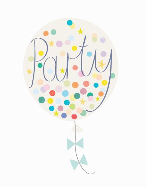 Party Balloon Cream