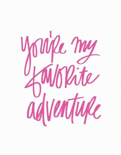 Favorite Adventure