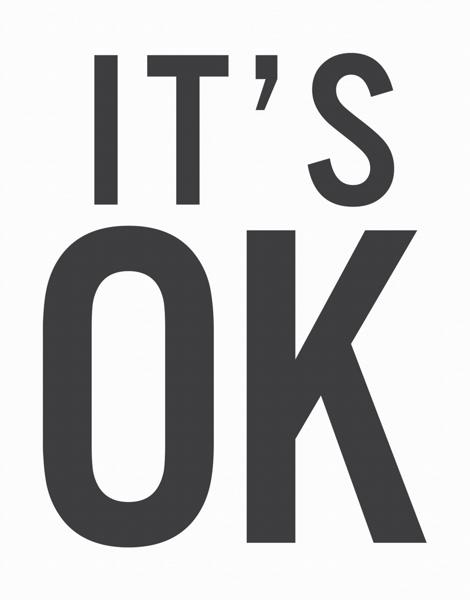 It's Ok