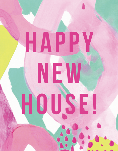 Happy New House