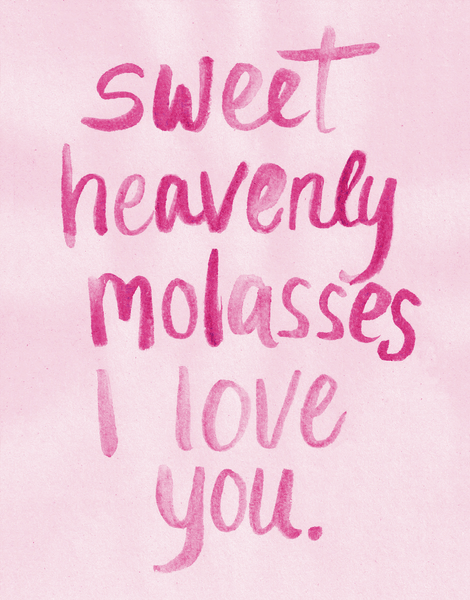 Sweet Molasses
