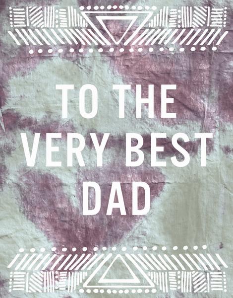 Very Best Dad