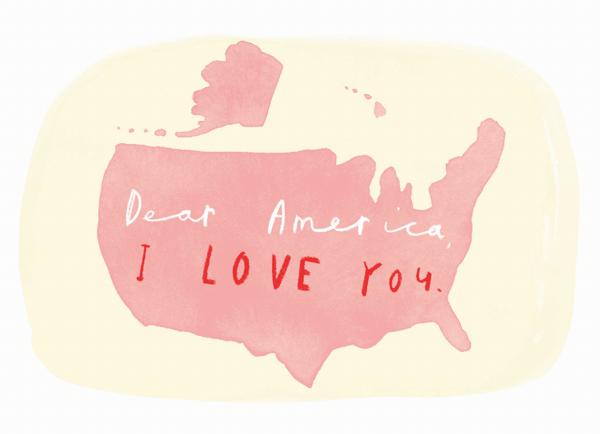 America, I Love You