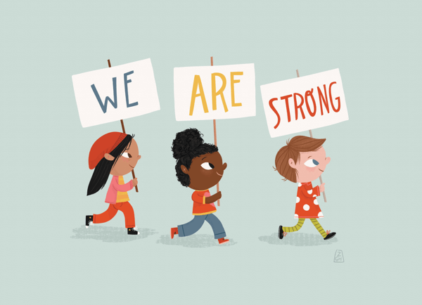 We Are Strong