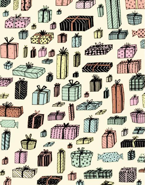 Birthday Present Pattern