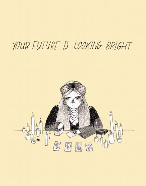 Your Future Is Looking Bright