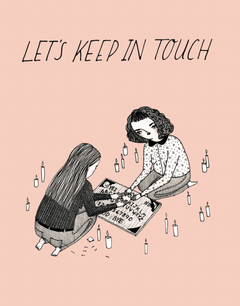 Let's Keep In Touch