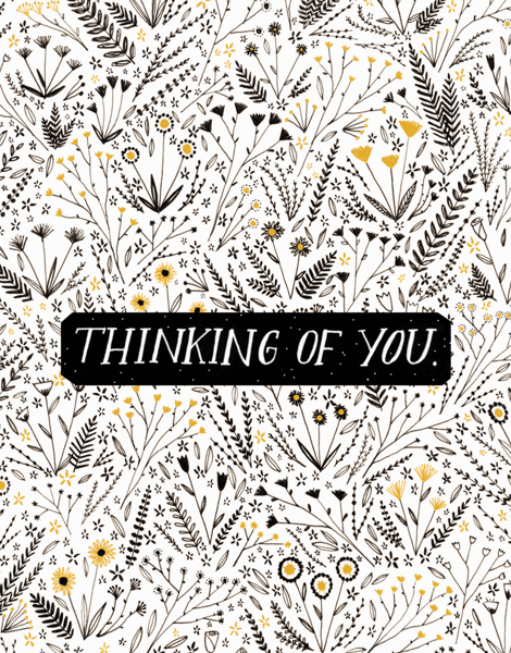 Thinking Of You Pattern