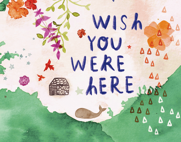 Missing You Map